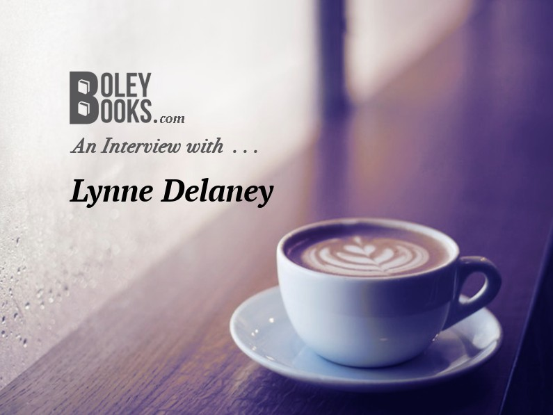 Interview With—Lynne Delaney